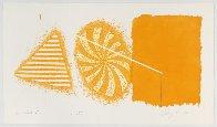 Black Star (Orange 2nd State) 1978 Limited Edition Print by James Rosenquist - 0