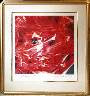 Gift Wrapped Doll  1993 AP Limited Edition Print by James Rosenquist - 1
