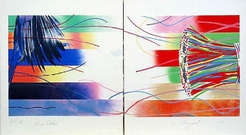 Area Code 1969 Limited Edition Print - James Rosenquist