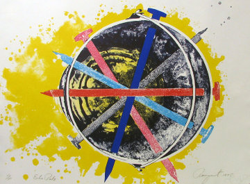 Echo Pale 1975 Limited Edition Print by James Rosenquist