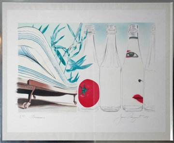 Terrarium AP 1978 Limited Edition Print - James Rosenquist