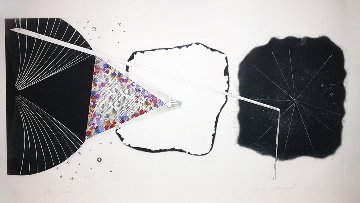 Star Proctor 1978 Limited Edition Print by James Rosenquist