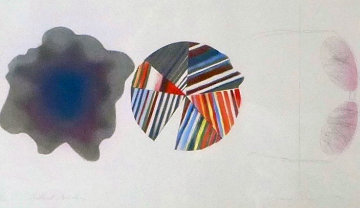 Federal Spending 1978 Limited Edition Print - James Rosenquist