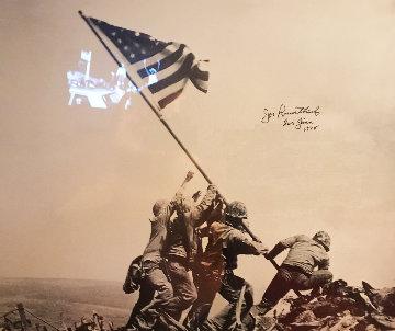 Iwo Jima 2015 Unique Photography - Joseph John Rosenthal