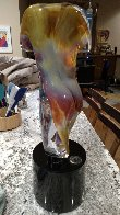 Athena Unique Glass Sculpture (Rare) 2007 22 in Sculpture by Dino Rosin - 5