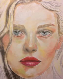 Dreaming 2015 60x48 Original Painting by Colleen Ross