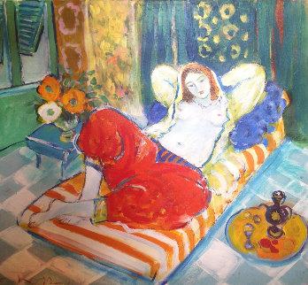 Sun Flowers 2018  24x24 Original Painting - Colleen Ross