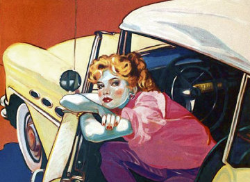 Built Like a Buick Limited Edition Print by Colleen Ross