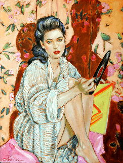 Heartbreaker 1998 Limited Edition Print - Colleen Ross