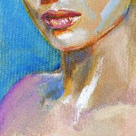 Romantic Sense of Beauty #2 2021 30x24 Original Painting by Colleen Ross - 2