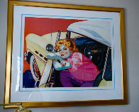 Built Like a Buick 1986 Limited Edition Print by Colleen Ross - 1