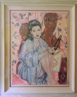 Heartbreaker 1988 Limited Edition Print by Colleen Ross - 1