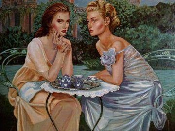 Moments 1993 Embellished  Limited Edition Print - Colleen Ross