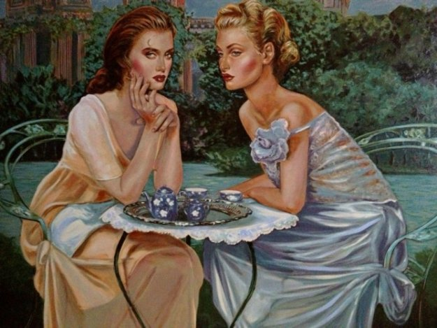Moments 1993 Embellished  Limited Edition Print by Colleen Ross