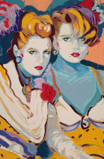 Wish I May PP 1980 Limited Edition Print by Colleen Ross