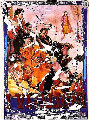 I Vitelloni 1999 Limited Edition Print - Mimmo Rotella