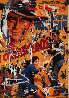 Commancheros Limited Edition Print by Mimmo Rotella - 0