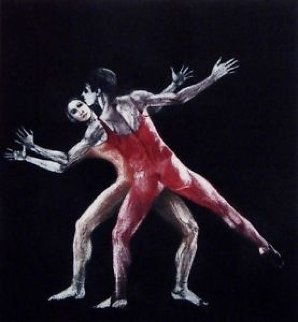 Dance Together 1979 Limited Edition Print by G.H Rothe