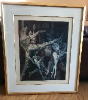 Emotional Intensity 1978 Limited Edition Print by G.H Rothe - 2