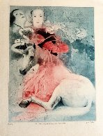 Transformation of the Unicorn 1989 Limited Edition Print by G.H Rothe - 1