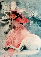Transformation of the Unicorn 1989 Limited Edition Print by G.H Rothe - 0