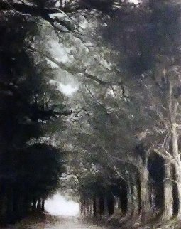 Road 1979 Limited Edition Print - G.H Rothe