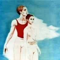 Pas De Deux 1977 Limited Edition Print by G.H Rothe - 0
