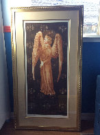 Un Ange, Tableau  AP 1977 Limited Edition Print by G.H Rothe - 1