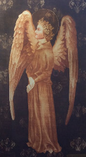 Un Ange, Tableau  AP 1977 Limited Edition Print by G.H Rothe