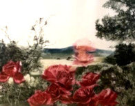 Rose Escape Limited Edition Print by G.H Rothe - 2