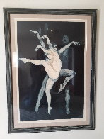Dance Bejart 1974 Limited Edition Print by G.H Rothe - 1