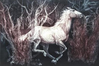 Colts Limited Edition Print by G.H Rothe - 0