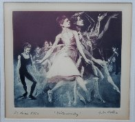 Virtuosity 1982 Limited Edition Print by G.H Rothe - 3
