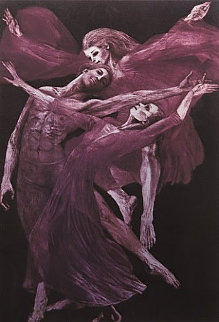 Trio 1982 Limited Edition Print by G.H Rothe
