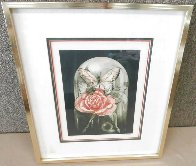 Rose Limited Edition Print by G.H Rothe - 1