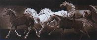 Arabian Colt / Arabian Nights: Set of 2 Prints Limited Edition Print by G.H Rothe - 1
