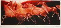 Night Chase Limited Edition Print by G.H Rothe - 1