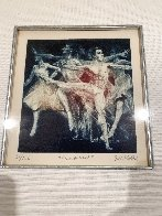Carousel Limited Edition Print by G.H Rothe - 4