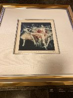 Carousel Limited Edition Print by G.H Rothe - 2