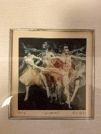 Carousel Limited Edition Print by G.H Rothe - 6