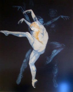 Dance Bejart II 1973 Limited Edition Print by G.H Rothe