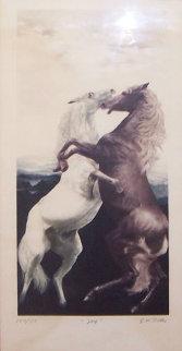 Joy 1978 Limited Edition Print - G.H Rothe