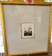 Three Bees 1987 Limited Edition Print by G.H Rothe - 1