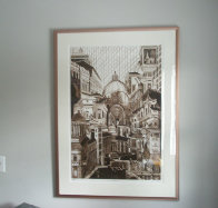 Downtown 1974 Limited Edition Print by G.H Rothe - 1