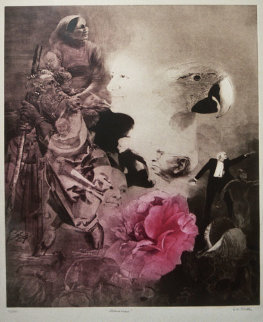 Almanac 1981 Limited Edition Print by G.H Rothe