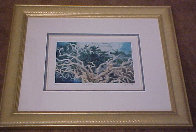 Contemporary Oak Branches Limited Edition Print by G.H Rothe - 1