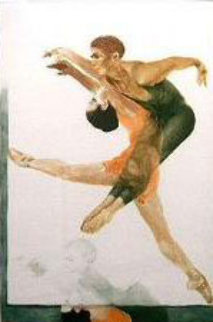 Ballet I 1980 Limited Edition Print - G.H Rothe