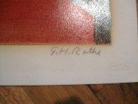 Kirov Impression Of Nureyev 1976 Limited Edition Print by G.H Rothe - 2
