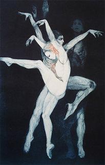 Dance Bejart 1973 Limited Edition Print - G.H Rothe