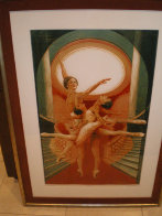 Kirov PP 1976 Limited Edition Print by G.H Rothe - 1